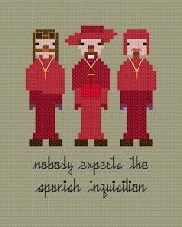 the best spanish inquisition ideas monty python nobody expects the spanish inquisition our chief weapon is surprise surprise and