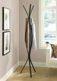 Cast Iron Tree Coat Rack Diy Coat Stand With Corner Rack Design Plus Cast Iron Material And 90