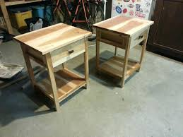 rustic end table plans medium size of end to build small end table woodworking how make rustic end table plans