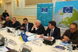 round table discussion on compliance with the law of local authorities activities Рада Європи