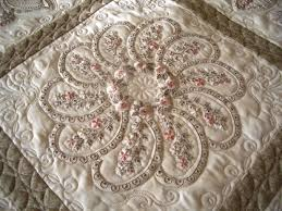 Best 25+ Embroidered quilts ideas on Pinterest | Quilting, Baby ... & Piccadilly Paisley. Machine Embroidery QuiltsEmbroidery ... Adamdwight.com