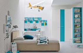 Modern Boys Bedroom Modern Boys Bedroom Rectangular White Smooth Contemporary Stained