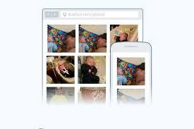 photo backup dropbox primaryge