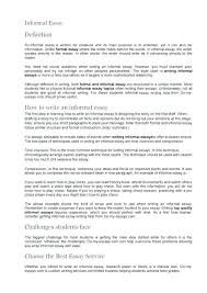 Examples Of Formal Essay Outlines Applydocoument Co