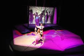 mfa in theatre lighting design school of performing arts virginia tech