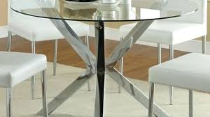 60 glass table top pedestal base for glass table top fancy round dining and awesome in