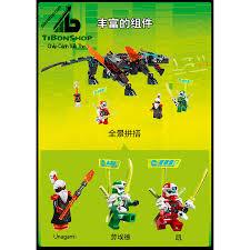 Đồ chơi lắp ráp Ninjago Season Phần 12 Rồng Đế Chế Unagami Lari 11485 Xếp  mô hình logo Ninja Digi Avatar Kai Lloyd giá cạnh tranh