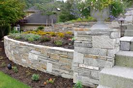 Small Picture Mica Ledgestone Retaining Wall by Landscape East West Portland