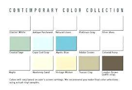 Alcoa Coil Stock Color Chart Aluminum Siding Color Davidhomedecorating Co