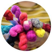 Rainbow Heirloom Modern Knitting Kits Artisan Yarns