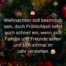 ᐅ Weihnachten Soll Besinnlich Sein Doch Fröhlichkeit Kehrt Auch