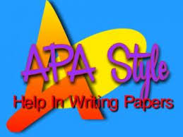 apa style research papers example of format and outline apa format title page research paper