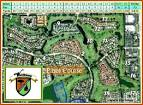 The Florida Golf Course Seeker: Woodmont Country Club - Pines Course