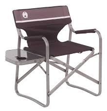 coleman elite outdoor chair with table