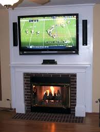 install tv above fireplace pt 1 free living rooms mount a with mounting over images of