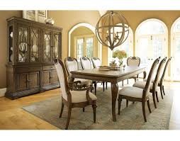 arlington round sienna pedestal dining room table w chestnut finish. waxed oak and classic, traditional details make this dining table absolute perfection. #diningroom arlington round sienna pedestal room w chestnut finish -