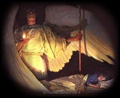 Image result for the angel of the Lord