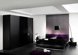 black modern bedroom furniture. Delighful Black Modern Black Bedroom Furniture  ComQT Intended R
