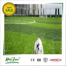 fake artificial interlocking mini colors football ground synthetic rug turf grass lawn for soccer football court pitch
