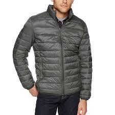 essentials packable puffer jacket