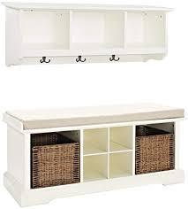 Image Dining Room Image Unavailable Amazoncom Amazoncom Crosley Furniture Brennan Entryway Storage Bench And