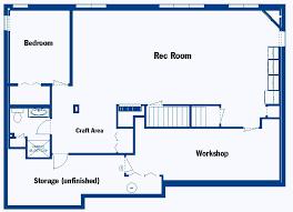 How To Design Basement Floor Plan Beauteous Basement Floor Plans Metalrus