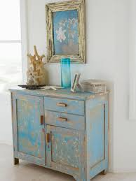 distressed blue furniture. Distressed Blue Furniture #4 HGTV.com