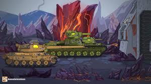 Hoạt Hình Xe Tăng - World of Leviathan - Phim hoạt hình về xe tăng