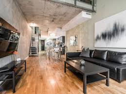 loft furniture toronto. Rental Of The Week: $6,000 A Month To Live In Concrete Loft Near King West Furniture Toronto