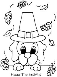 Printable Thanksgiving Coloring Pages For Toddlers 0 On Free