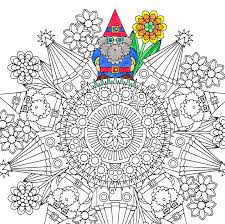 Small Picture The Gnomes Homes CandyHippie Coloring Pages