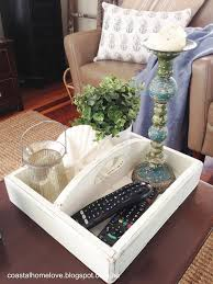 Remote Control Holder For Coffee Table A Crafty Little Solution For Those Dreaded Remote Controls A