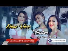 Lagu batak mp3 (6.63 mb) download. Shine Voice Hasian Lagu Batak Terbaru 2020 Official Music Video Youtube Youtube Videos Music Music Videos Music