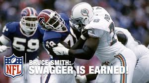 "Bruce Smith, ""Swagger Is Earned"" 