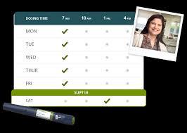 Dosing Tresiba Tresiba Insulin Degludec Injection 100