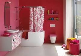 Colorful And Fun Kids Bathroom Ideas Cool Home Plans