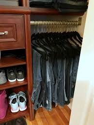 small closet organization organize small closet with lots of clothes