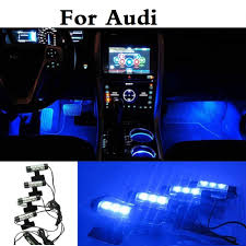 Q3 Led Interior Light Package Amazon Com Car Styling 4in1 12v Led Car Charge Interior