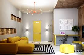 Yellow Living Room Design 25 Gorgeous Yellow Accent Living Rooms