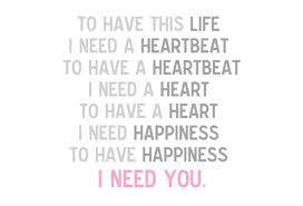i need a 60 i need you quotes lovequotesmessages