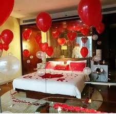 romantic hotel room decor surpriseplanner