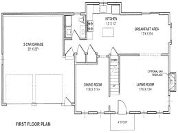 2 story house plans with attached garage