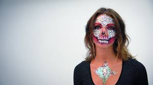 what you ll need to do skeleton makeup