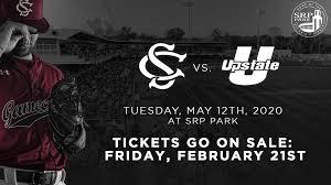 University Of South Carolina Baseball Seating Chart Srp Park College Baseball Showcase To Host Usc Upstate V