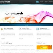 Best Free Website Templates Stunning Best Free Website Templates Template In Webdesign Design Download