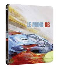 In response to the worst sales slump in american history, the ford motor company embraces a radical idea: Le Mans 66 Aka Ford V Ferrari 4k Blu Ray Steelbooks Germany Hi Def Ninja Pop Culture Movie Collectible Community