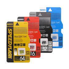 Thẻ nhớ Micro SD Remax 64GB tốc độ Class 10- Hàng chính hãng - Thẻ nhớ và  bộ nhớ mở rộng