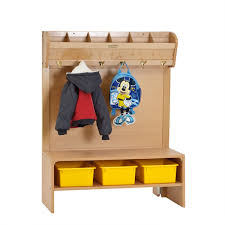 Children's Coat And Shoe Rack