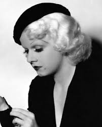 jean harlow with 1930s beret by continental