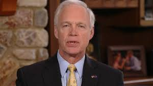 Sen. Ron Johnson appears on 'Meet the Press,' addressing impeachment